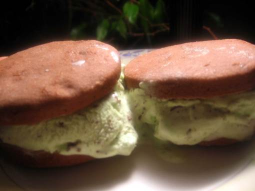 ice cream sandwich picture